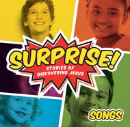 [Surprise! VBS] Surprise! Songs (MP3 Download Cards): Bulk Priced MP3 Downloads