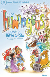 The Humongous Book of Bible Skits for Children's Ministry (Paperback + CD)