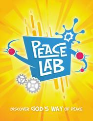 [Peace Lab VBS Theme] Downloadable Starter Kit (eResource)