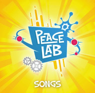 [Peace Lab VBS Theme] Peace Lab Songs (Audio CD): Bulk Priced!
