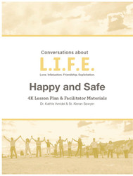 [Conversations about L.I.F.E.] Conversations about L.I.F.E. (eResource): Preschool 4K - Happy and Safe