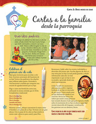 Carta a la familia: Spanish Parent Letters