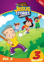 [The Jesus Stories DVD Collection] The Jesus Stories DVD (DVD): Volume 3