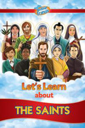 [Let's Learn Readers] Let's Learn about the Saints: Reader