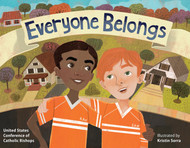 Everyone Belongs: An Illustrated Children's Book Addressing Racism