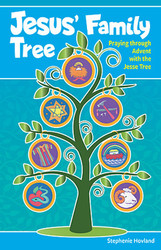 Jesus' Family Tree (Booklet): Praying through Advent with the Jesse Tree