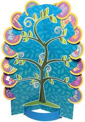 Jesus' Family Tree Activity Sheet (Cardstock)