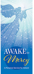Awake To Mercy - Advent Penance Service: Pack of 50