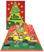How Lovely Are Thy Branches (Cardstock): Advent Window Calendar Pop Up