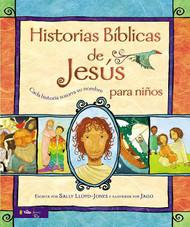 Historias Bíblicas de Jesús Para Niños: Cada Historia Susurra Su Nombre  (Jesus Storybook Bible )
