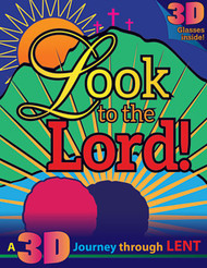 Look To the Lord (Booklet): A 3D Journey through Lent