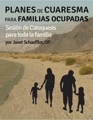[Lenten eResources] Planes de Cuaresma para familias ocupadas (eResource): Sesión de catechesis para toda la familia