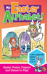 Easter Alphabet Activity Booklet (Booklet)
