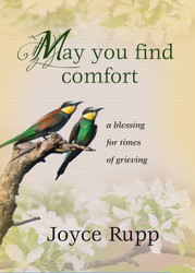 May You Find Comfort (Booklet): A Blessing for Times of Grieving