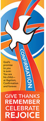 Confirmation Bookmark (Bookmark): Pack of 25