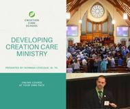 Developing Creation Care Ministry Video Course (eResource)