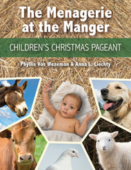 The Menagerie at the Manger (eResource): Children's Christmas Pageant