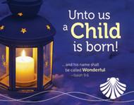 [Shepherd Guides Baptism Follow-Up Cards] Post-Baptism Christmas Card (Cards)