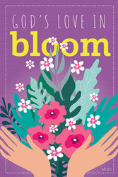 Mother's Day Magnet (Magnet): God's Love in Bloom - Pack of 25