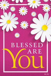 Mother's Day Magnet (Magnet): Blessed Are You - Pack of 25
