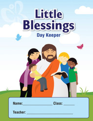 Little Blessings Day Keeper: Preschool Resource