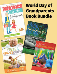 World Day of Grandparents 4-Book Bundle: A Great Deal while Supplies Last!