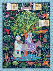 Advent Treasure Hunt Window Calendar