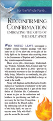 [Sacraments for the Whole Parish Pamphlets] Reconfirming Confirmation Pamphlets for the Whole Parish (Pamphlet): Pack of 50