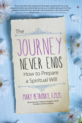 The Journey Never Ends (Booklet): How to Prepare a Spiritual Will