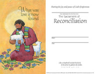 """First Reconciliation Certificate: """"What Was Lost Is Now Found"""""""