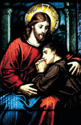 Act of Contrition Prayer Card: Pack of 50
