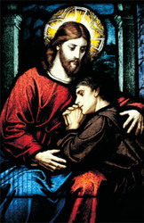 Spanish Act of Contrition Prayer Card: Packs of 50