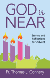 God Is Near (Booklet): Stories and Reflections for Advent