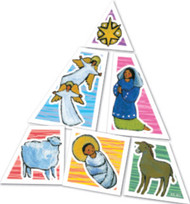 O Christmas Tree: Advent Puzzle Magnet
