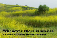 Whenever there is Silence (eResource): A poetic reflection on the Cross