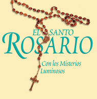 El Santo Rosario (CD): Con los Misterios Luminosos