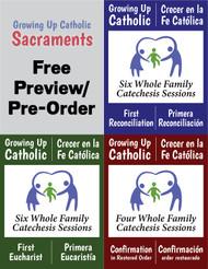 [Growing Up Catholic Sacramental Preparation] Growing Up Catholic Sacramental Preparation (eResource): Free PREVIEW or PRE-ORDER