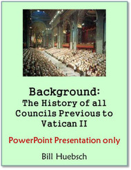 The History of the Ecumenical Councils (eResource): PowerPoint presentation