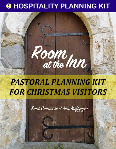 [Advent & Christmas eResources] Room at the Inn (eResource): Pastoral Planning Kit to Prepare for Christmas Visitors