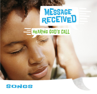 [Message Received VBS] Message Received Songs (CD): Audio CD