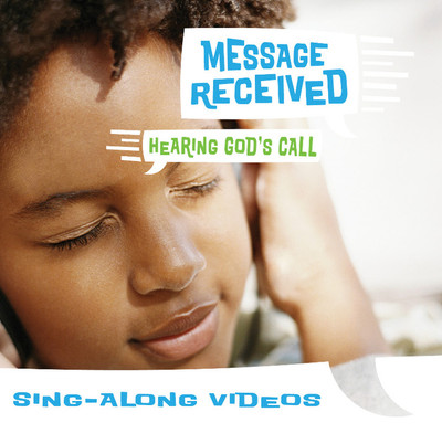 [Message Received VBS] Sing-Along Lyric Videos (DVD)