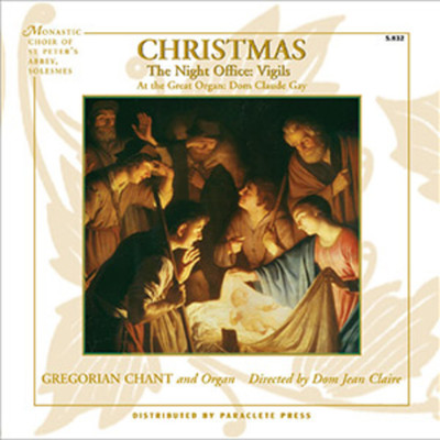 Christmas (Compact Disc): The Night Office Vigils