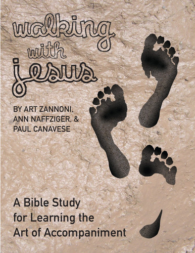 Walking with Jesus (eResource): A Bible Study for Learning the Art of Accompaniment