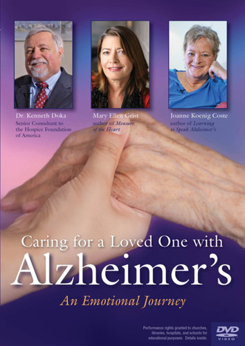 Caring for a Loved One with Alzheimer's (DVD): An Emotional Journey
