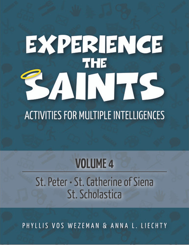 [Experience the Saints] Experience the Saints (eResource): Activities for Multiple Intelligences - Volume 4
