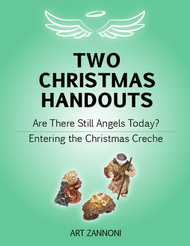 Two Christmas Handouts (eResource): Formation on Angels and the Christmas Créche
