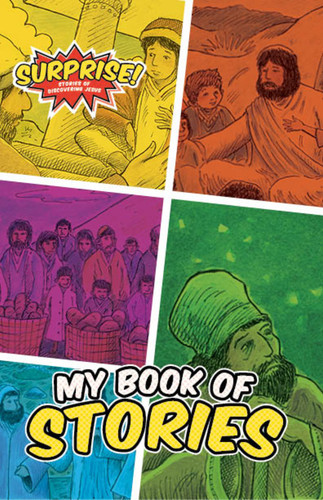 [Surprise! VBS] My Book of Stories (Booklet): For Preschoolers