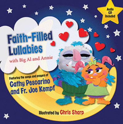 Faith-Filled Lullabies with Big Al and Annie (CD)