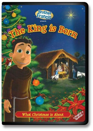[Brother Francis DVDs] O Holy Night - The King Is Born (DVD): What Christmas Is About