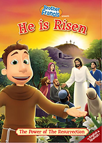 [Brother Francis DVDs] He Is Risen (DVD): Holy Week & the Resurrection